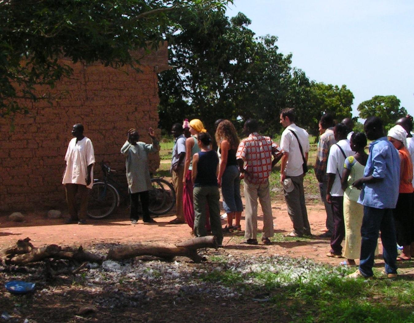 Volontariat Burkina