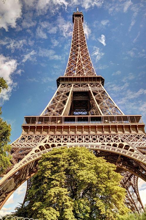 Paris avec des enfants - Tour